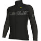 Alé Cycling Solid Basic Jacket Men Charccoal Grey-Black